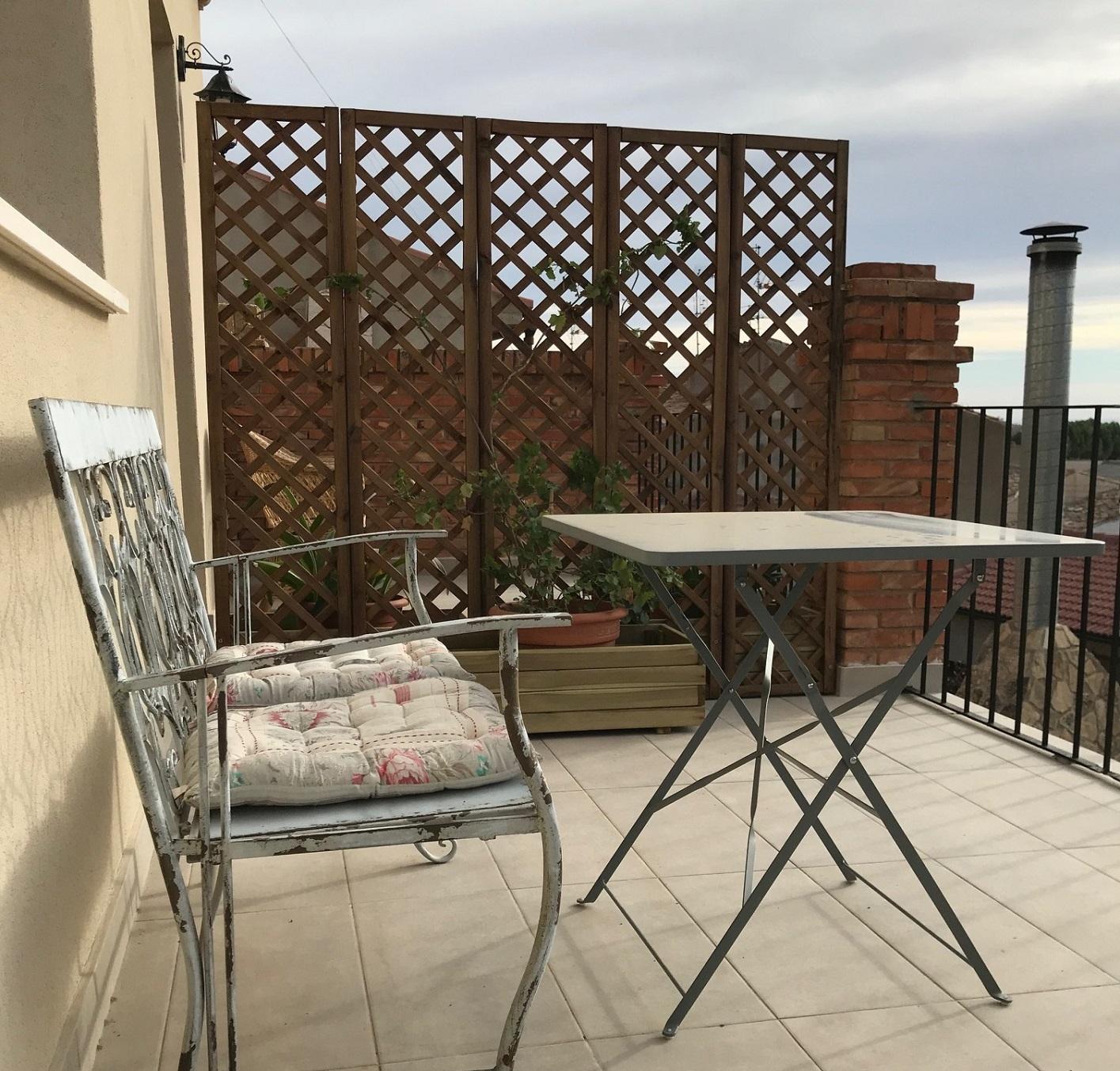 Junior Suite con terraza y jacuzzi